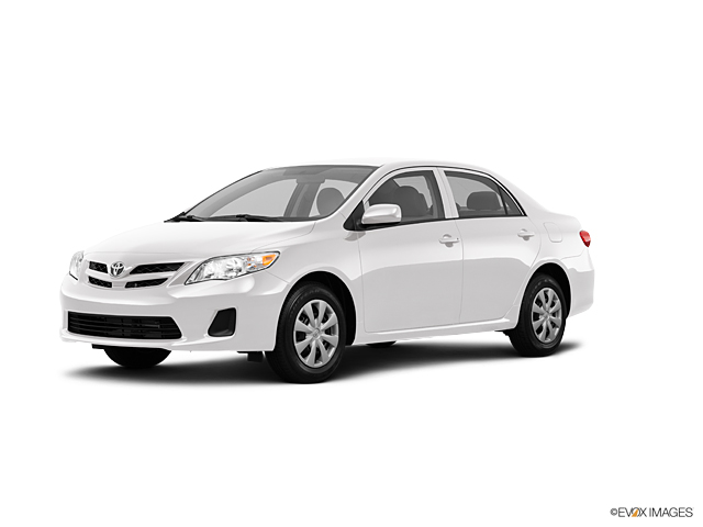 2013 Toyota Corolla Vehicle Photo in Hamden, CT 06517