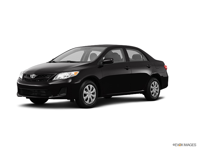 2013 Toyota Corolla Vehicle Photo in Anchorage, AK 99515