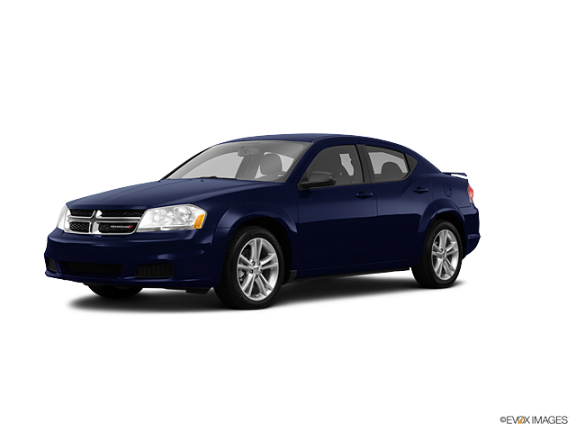 2013 Dodge Avenger Vehicle Photo in Akron, OH 44303