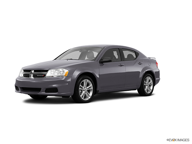 2013 Dodge Avenger Vehicle Photo in Boyertown, PA 19512