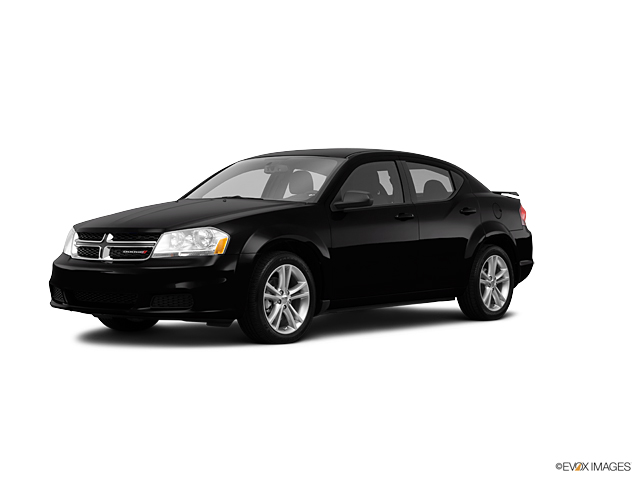 2013 Dodge Avenger Vehicle Photo in Augusta, GA 30907