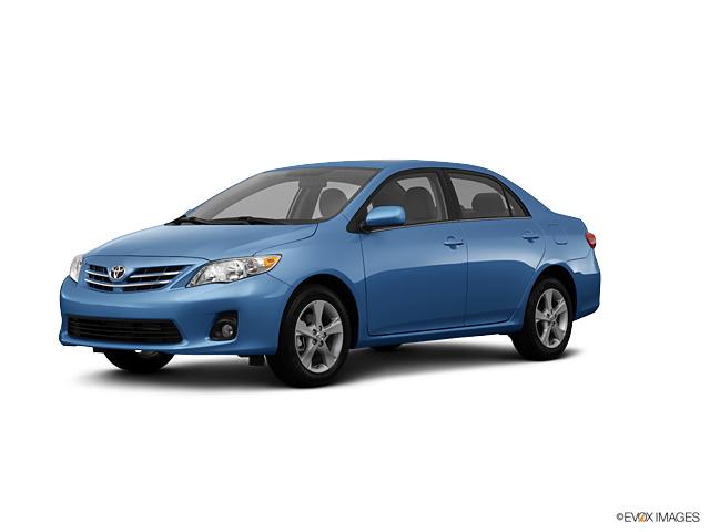 2013 Toyota Corolla Vehicle Photo in Wilmington, NC 28405