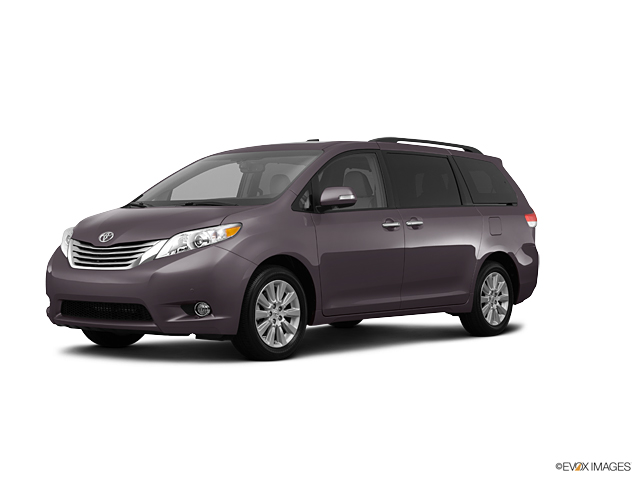 2013 Toyota Sienna Vehicle Photo in Greensboro, NC 27405