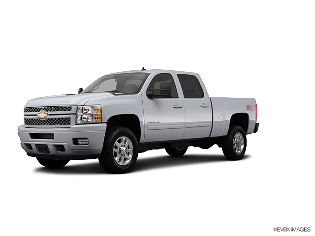 2013 Chevrolet Silverado 2500HD Vehicle Photo in Independence, MO 64055
