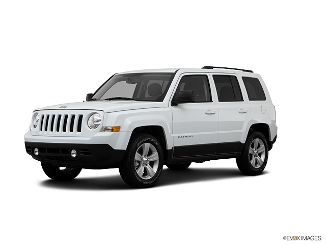 2013 Jeep Patriot Vehicle Photo in Akron, OH 44312