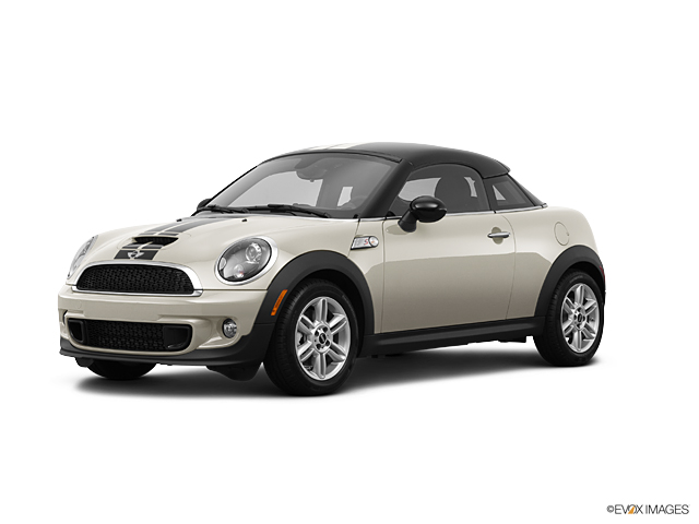 2013 MINI Cooper S Coupe Vehicle Photo in Fayetteville, NC 28303