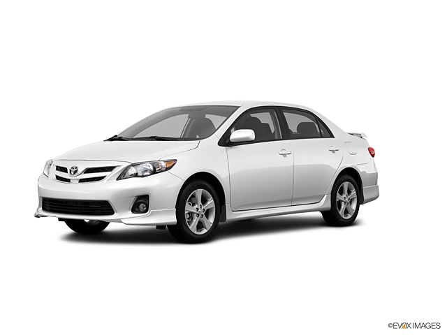 2013 Toyota Corolla Vehicle Photo in Harlingen, TX 78552
