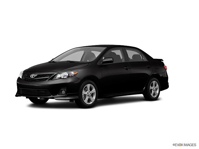 2013 Toyota Corolla Vehicle Photo in Houston, TX 77546