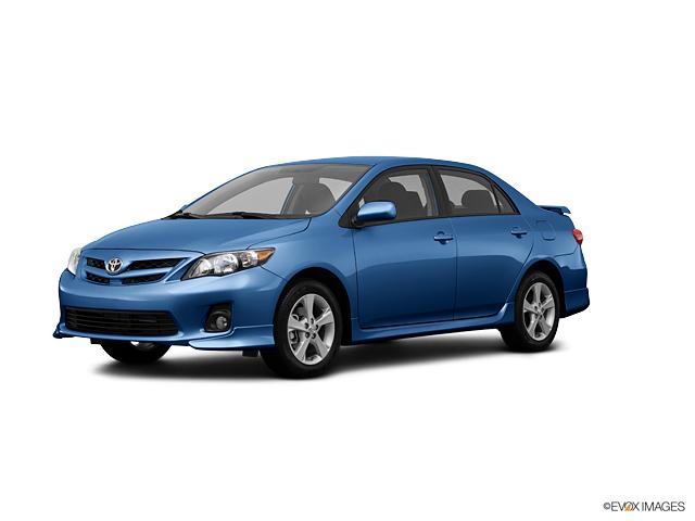 2013 Toyota Corolla Vehicle Photo in Richmond, VA 23233