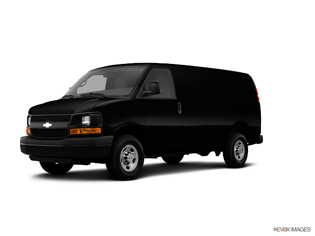 2013 Chevrolet Express Cargo Van Vehicle Photo in Doylestown, PA 18902