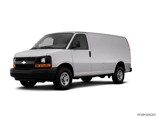 2013 Chevrolet Express Cargo Van Vehicle Photo in Doylestown, PA 18902
