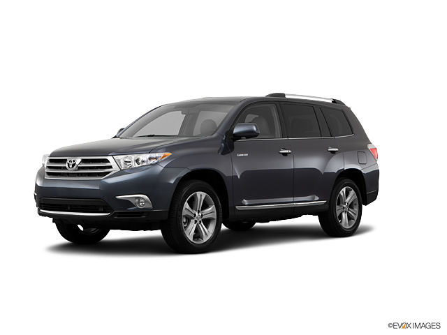 2013 Toyota Highlander Vehicle Photo in Portland, OR 97225