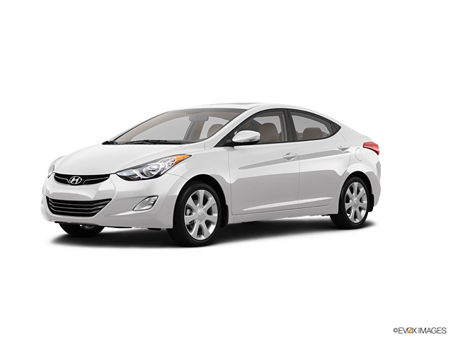 2013 Hyundai Elantra Vehicle Photo in Denver, CO 80123