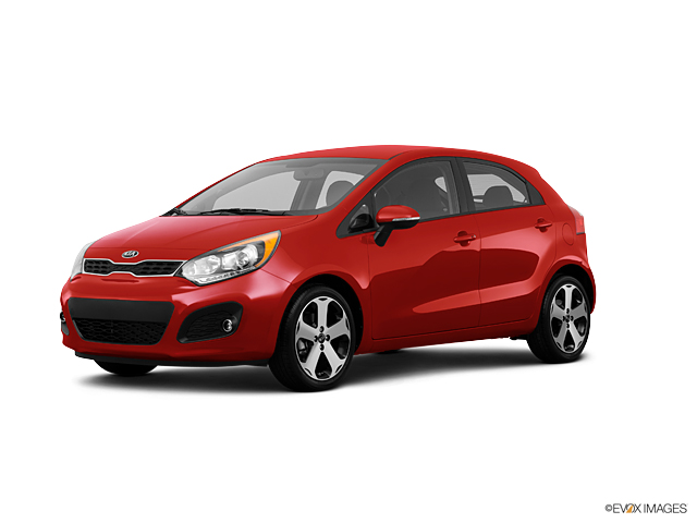 2013 Kia Rio 5-door Vehicle Photo in Elyria, OH 44035