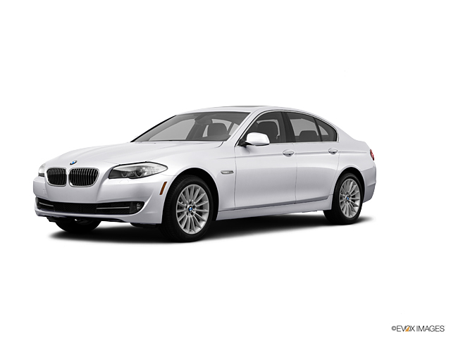 2013 BMW 550i Vehicle Photo in Colorado Springs, CO 80905