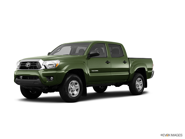 2013 Toyota Tacoma Vehicle Photo in Johnston, RI 02919