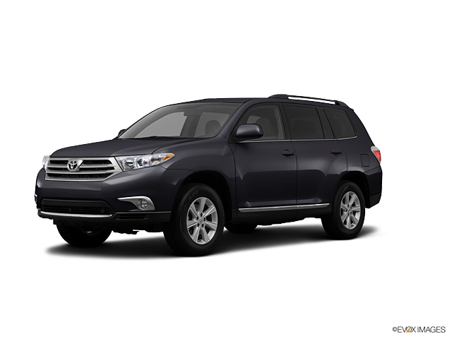 2013 Toyota Highlander Vehicle Photo in Dover, DE 19901
