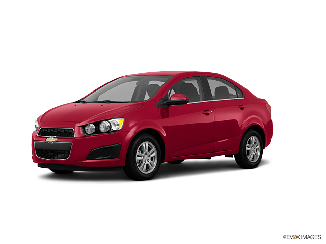2013 Chevrolet Sonic Vehicle Photo in Colorado Springs, CO 80905