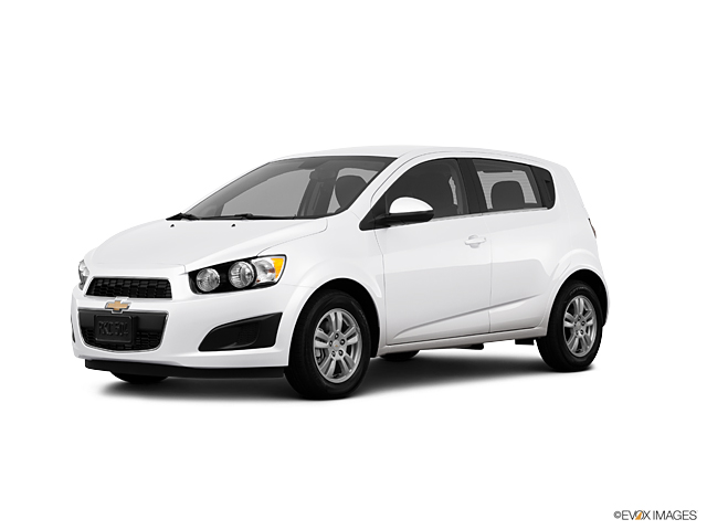 2013 Chevrolet Sonic Vehicle Photo in Enid, OK 73703