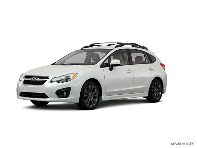 2013 Subaru Impreza Wagon Vehicle Photo in Oakdale, CA 95361