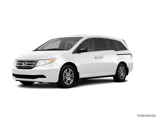 2013 Honda Odyssey Vehicle Photo in Manassas, VA 20109