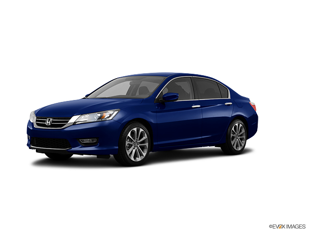 2013 Honda Accord Sedan Vehicle Photo in Lubbock, TX 79412