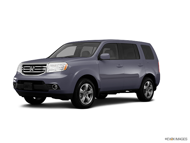 2013 Honda Pilot Vehicle Photo in Greenville, NC 27834