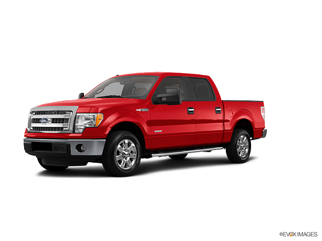 2013 Ford F-150 Vehicle Photo in Vincennes, IN 47591