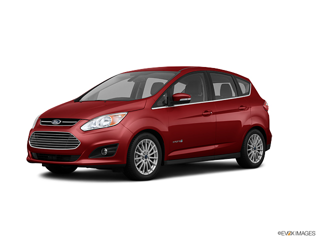 2013 Ford C-Max Hybrid Vehicle Photo in Rockford, IL 61107
