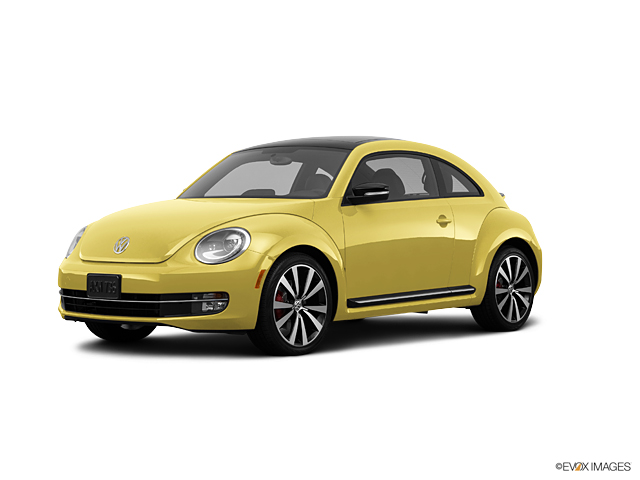 2013 Volkswagen Beetle Coupe Vehicle Photo in Greensboro, NC 27407