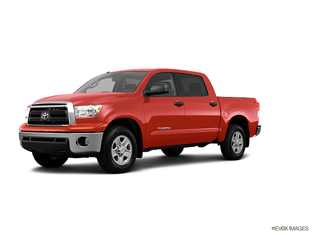 2013 Toyota Tundra 4WD Truck Vehicle Photo in Enid, OK 73703