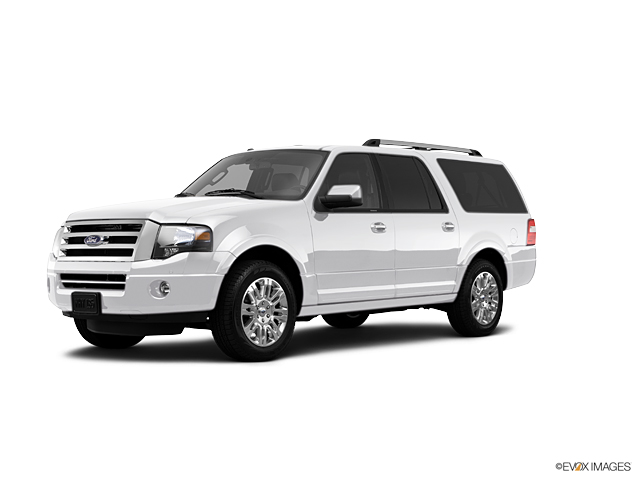 2013 Ford Expedition EL Vehicle Photo in Spokane, WA 99207