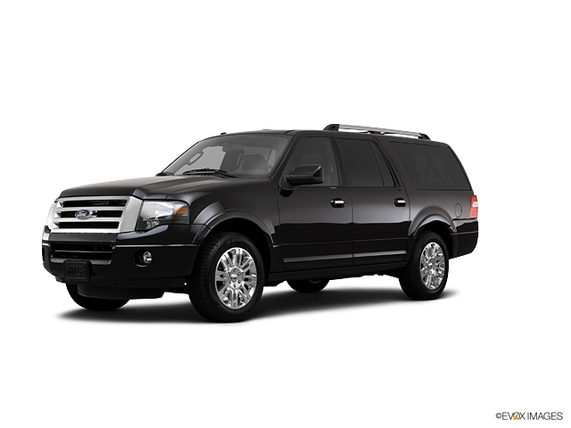2013 Ford Expedition EL Vehicle Photo in Tallahassee, FL 32308