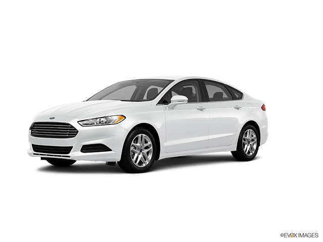 2013 Ford Fusion Vehicle Photo in Gardner, MA 01440