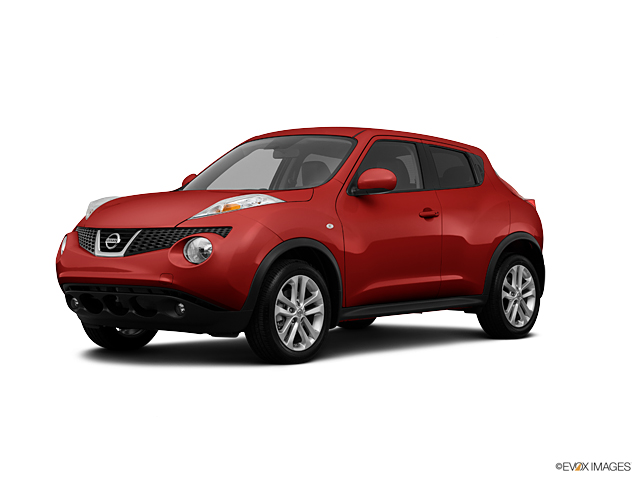 2013 Nissan JUKE Vehicle Photo in Fayetteville, NC 28303