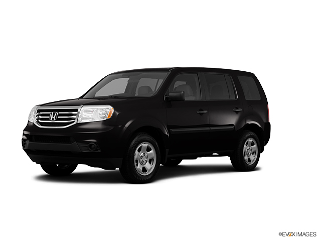 2013 Honda Pilot Vehicle Photo in Richmond, VA 23231