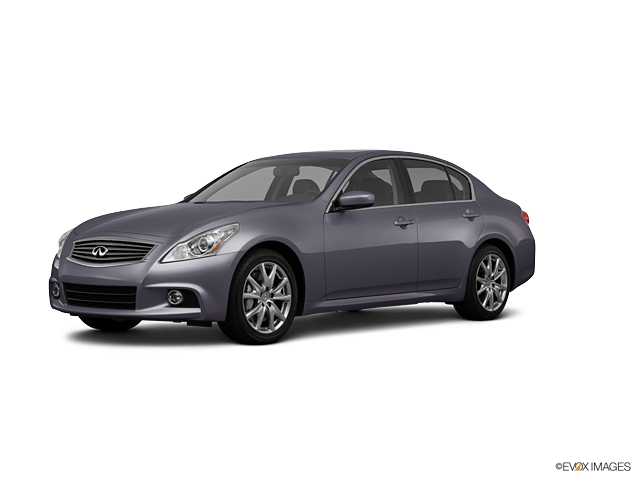 2013 INFINITI G37 Sedan Vehicle Photo in Trinidad, CO 81082