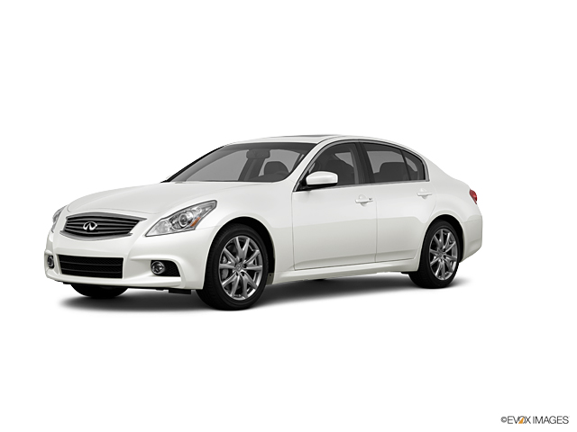 2013 INFINITI G37 Sedan Vehicle Photo in Akron, OH 44320