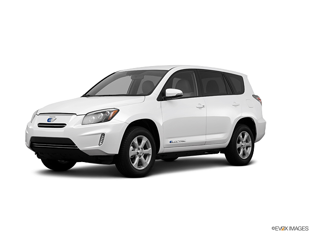 2012 Toyota RAV4 EV Vehicle Photo in Colma, CA 94014