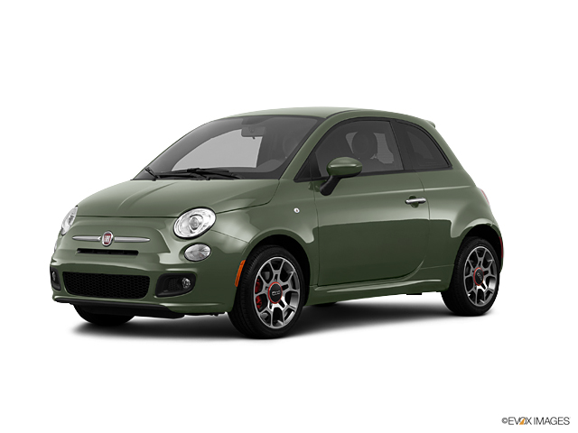2013 FIAT 500 Vehicle Photo in Merriam, KS 66202