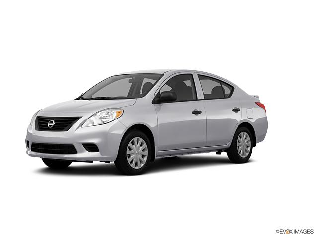 2013 Nissan Versa Vehicle Photo in Temple, TX 76502