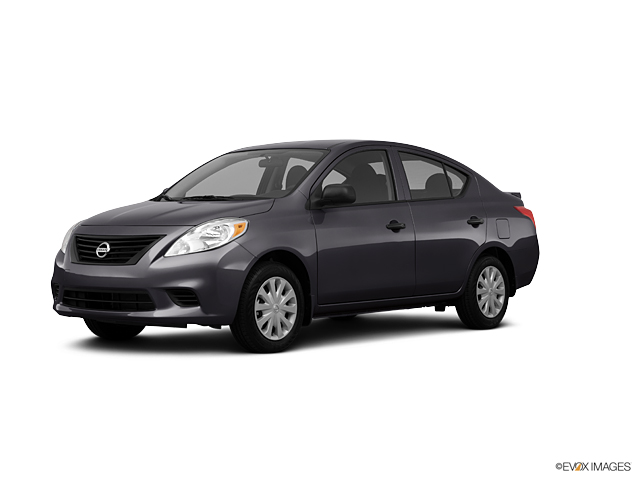 2013 Nissan Versa Vehicle Photo in Rockwall, TX 75087