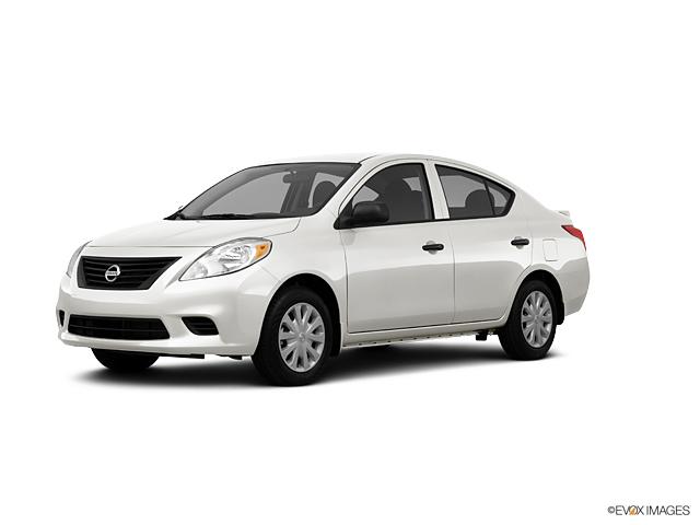 2013 Nissan Versa Vehicle Photo in Salem, VA 24153