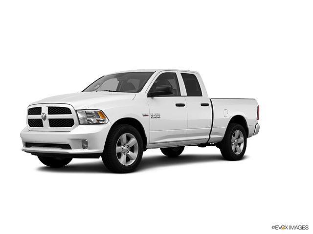 2013 Ram 1500 Vehicle Photo in Vincennes, IN 47591