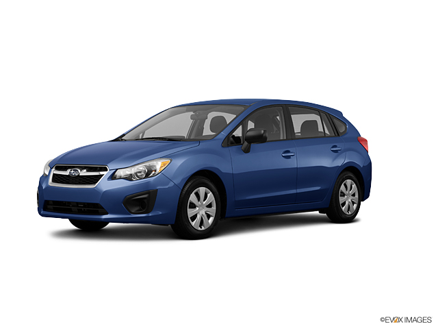 2013 Subaru Impreza Wagon Vehicle Photo in Chapel Hill, NC 27514