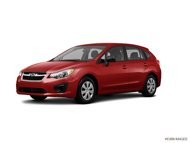 2013 Subaru Impreza Wagon Vehicle Photo in Rockford, IL 61107