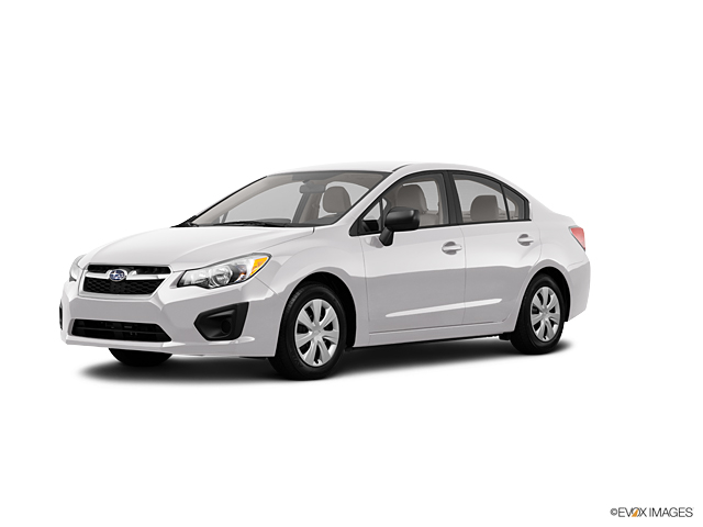 2013 Subaru Impreza Sedan Vehicle Photo in Mission, TX 78572