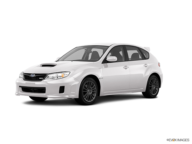 Used 2013 Satin White Pearl Subaru Impreza Wagon Wrx 5 Door Manual