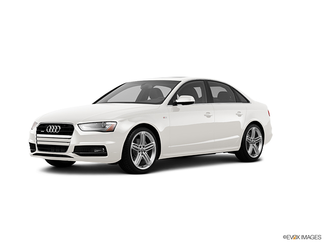 2013 Audi A4 Vehicle Photo in Concord, NC 28027
