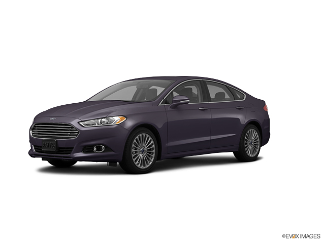 2013 Ford Fusion Vehicle Photo in Independence, MO 64055